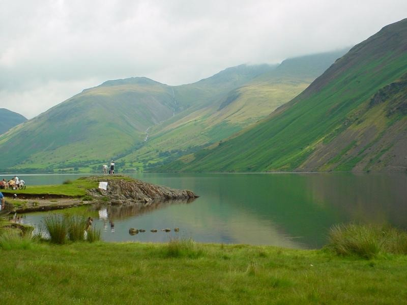 Wastwater, Summer 2003