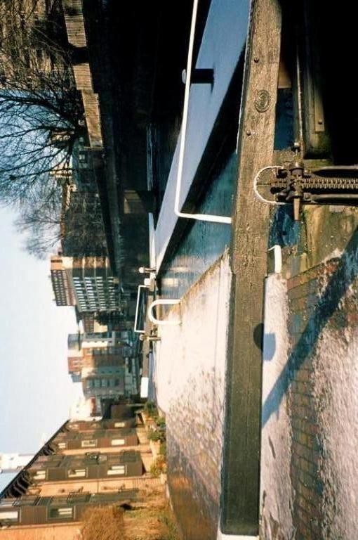 Canal in winter 3