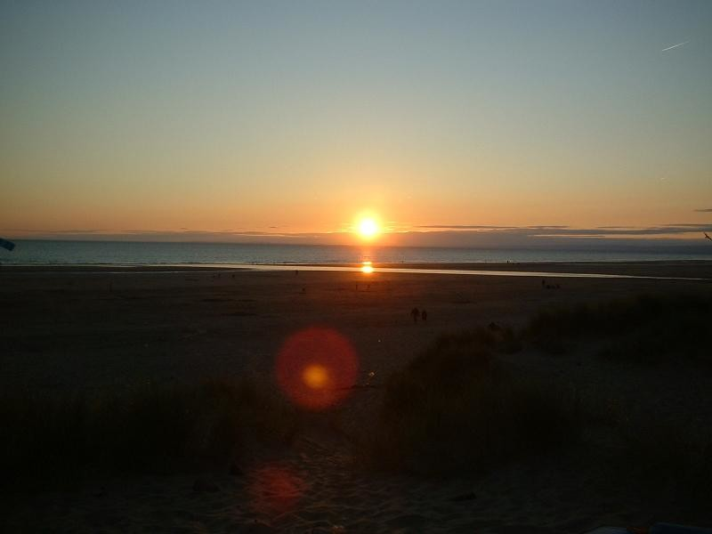 Llangennith , South Wales Sunset