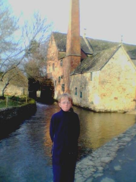 Lower Slaughter Water Mill 30/12/05