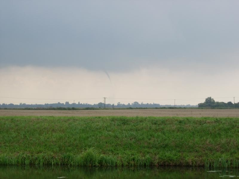 Funnel over March, Cambs