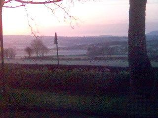 Frosty morning in Doagh County Antrim
