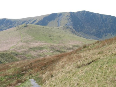 East Ridge of Bannerdale Crags