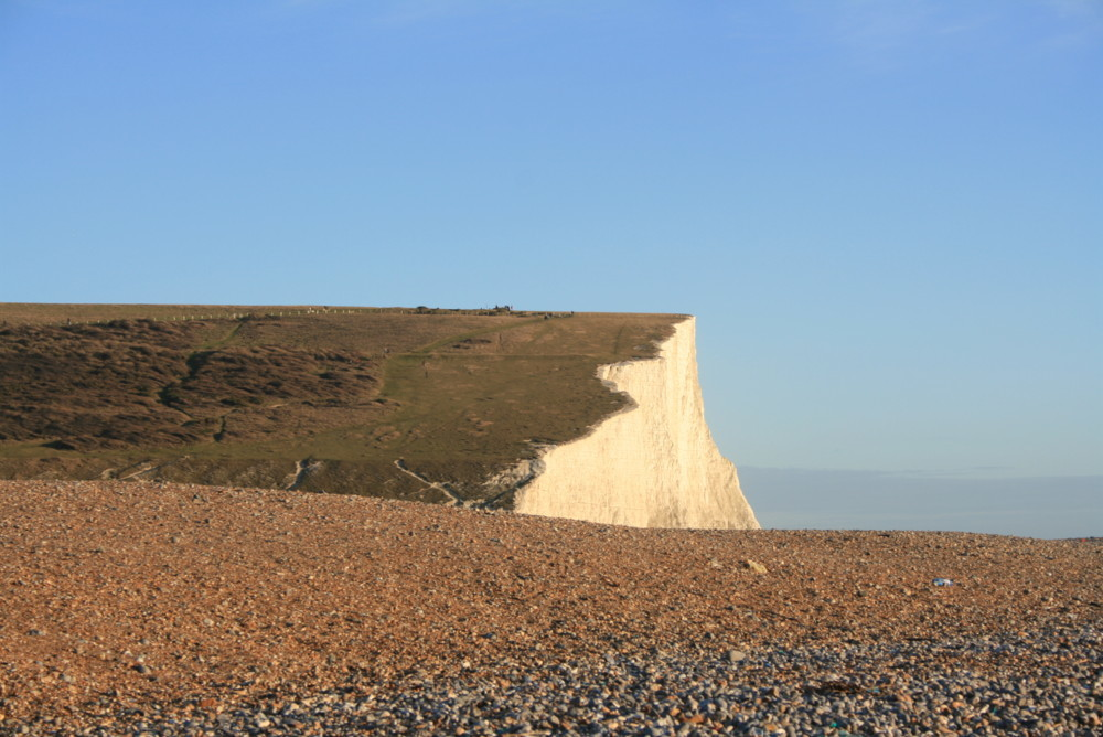 The first of seven sisters