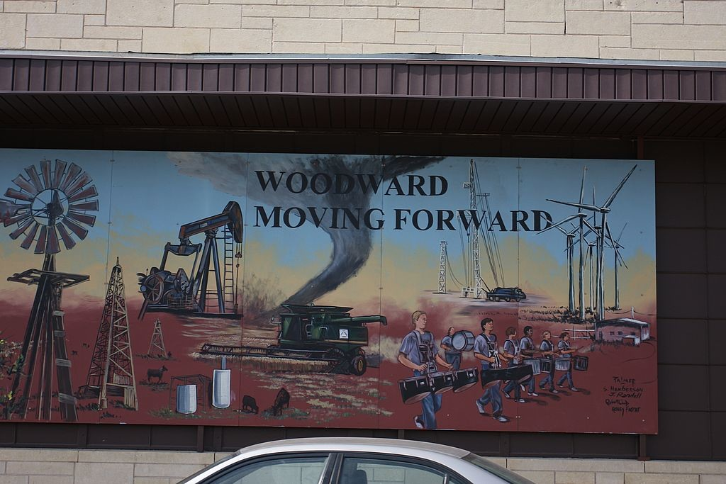 38. Our 2nd twister - on a mural, Woodward 0148.jpg