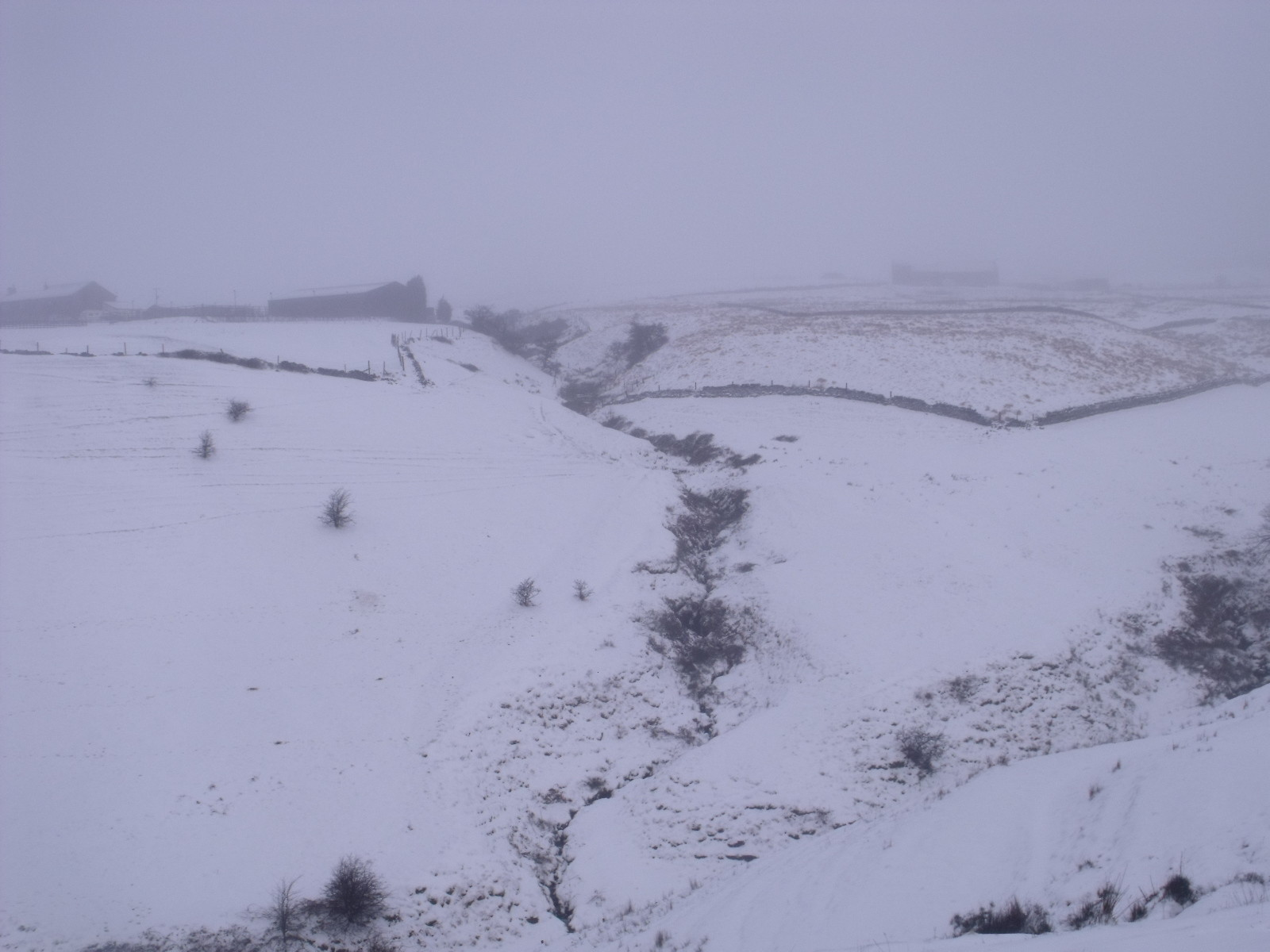 Bacup snow Feb 5th 2012