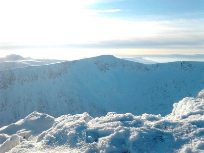 Last snowboarding trip of the Season, Glencoe Mt - 02.03.2012