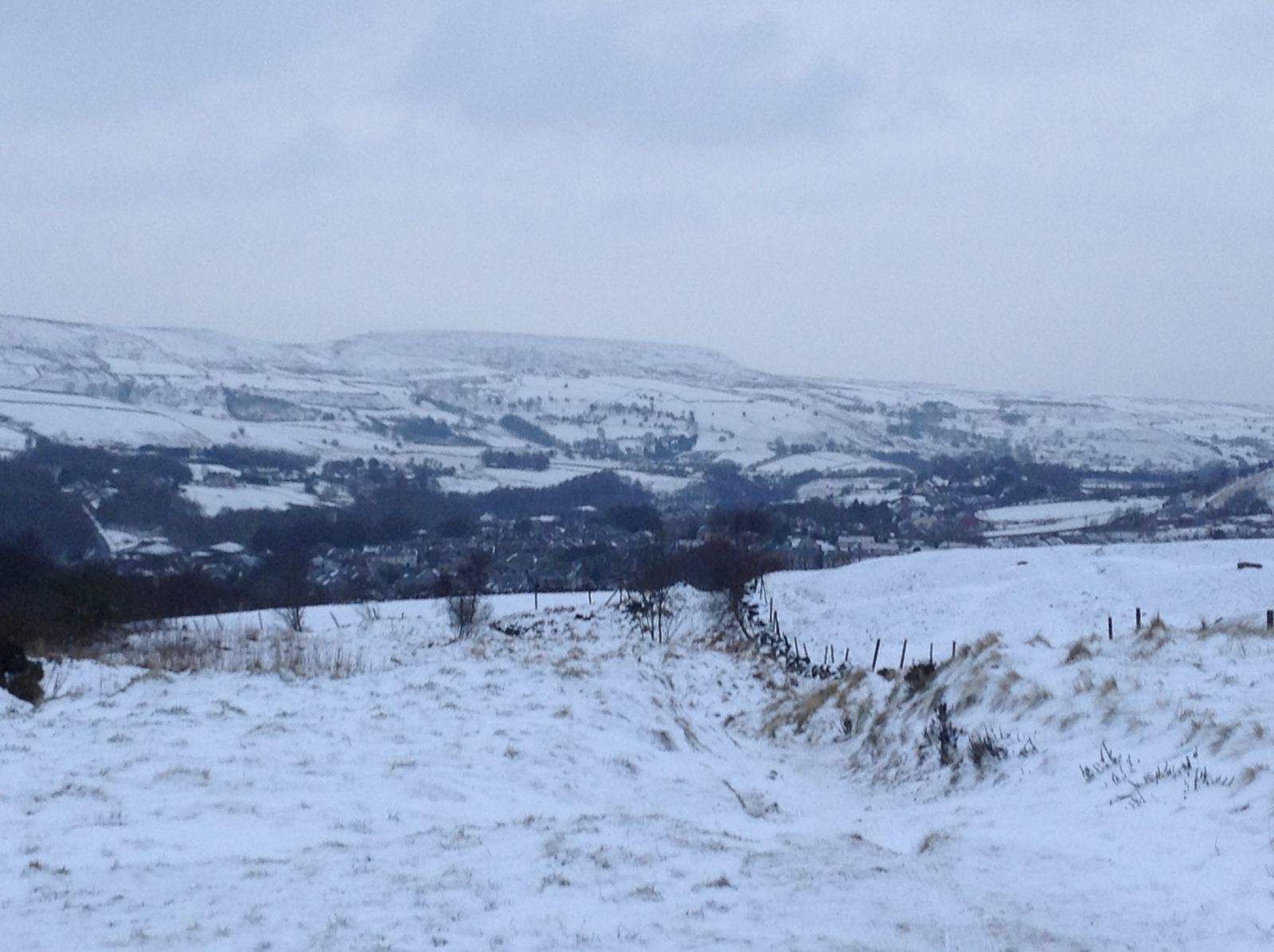 Down Rossendale Valley