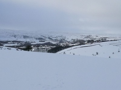 Rossendale valley