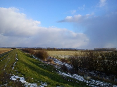 View towards South Ferriby