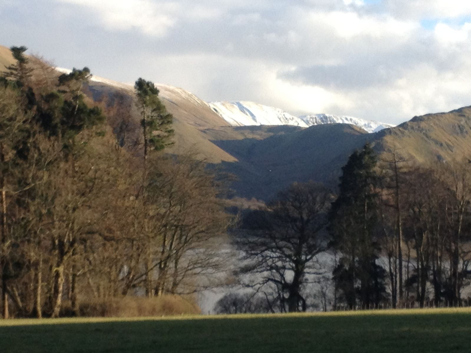 Lake District Weather -
