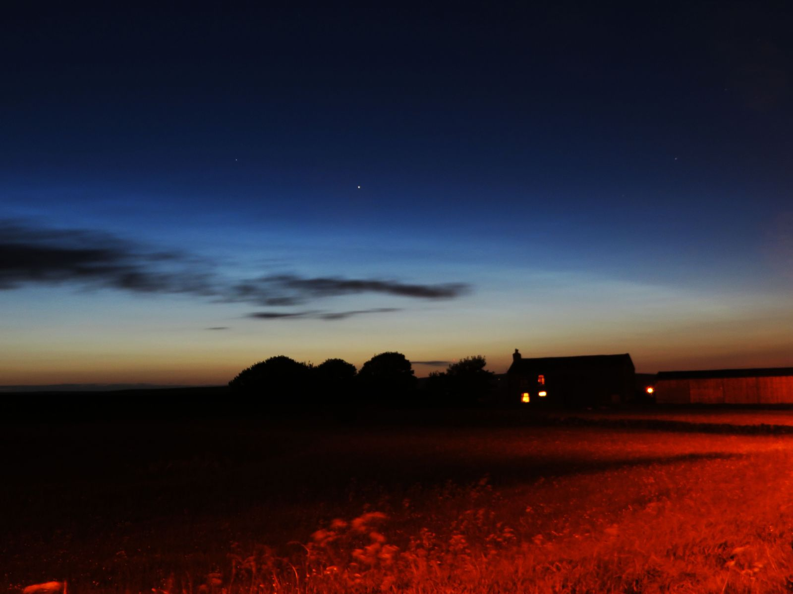 Noctilucent display 06/06/15