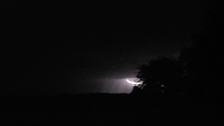 Overnight Lightning Shot 1
