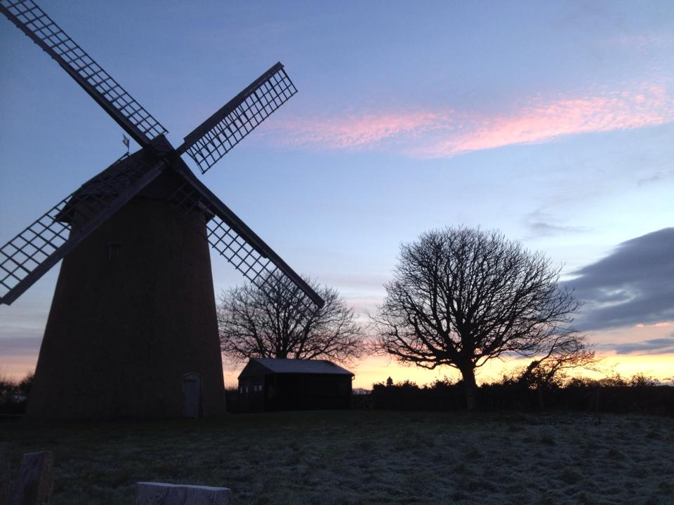 Bembridge windmill