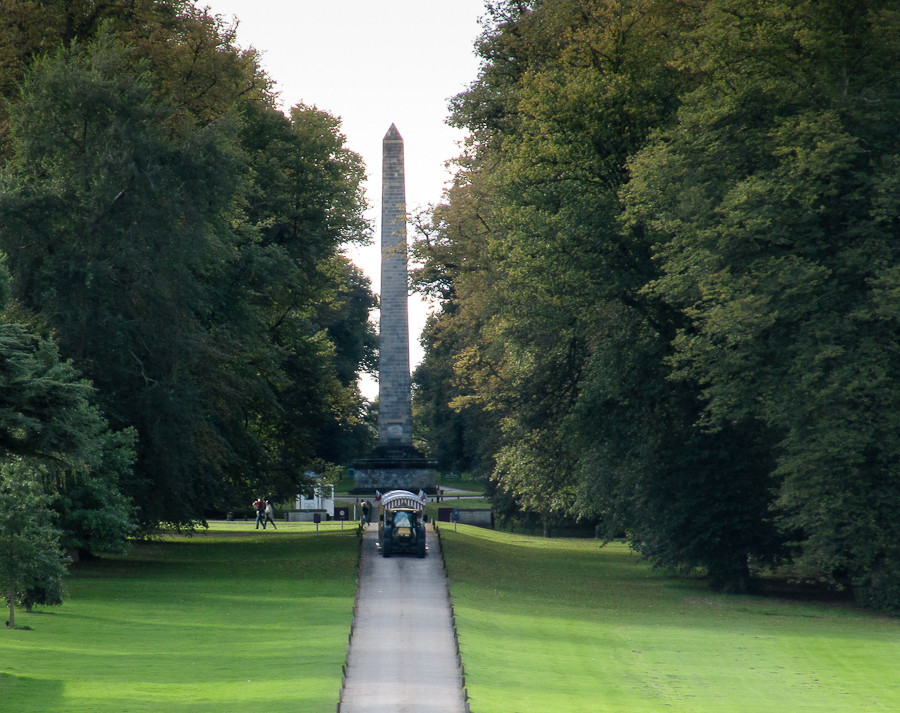Castle Howard - The Obelisk