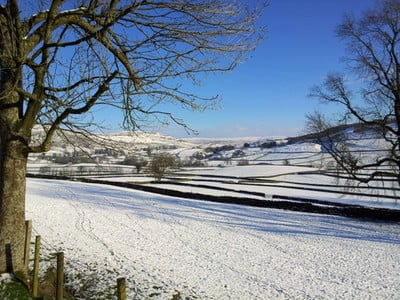January 15th 2013 Dales Snow
