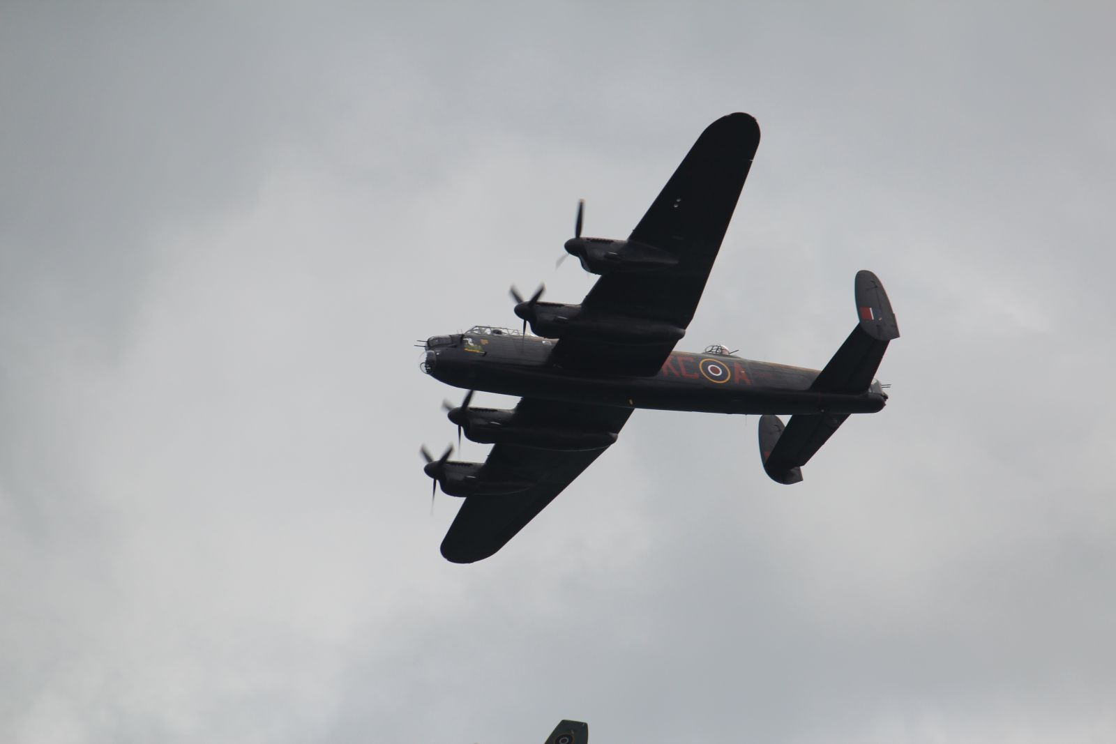 Bournemouth Airshow Lancaster