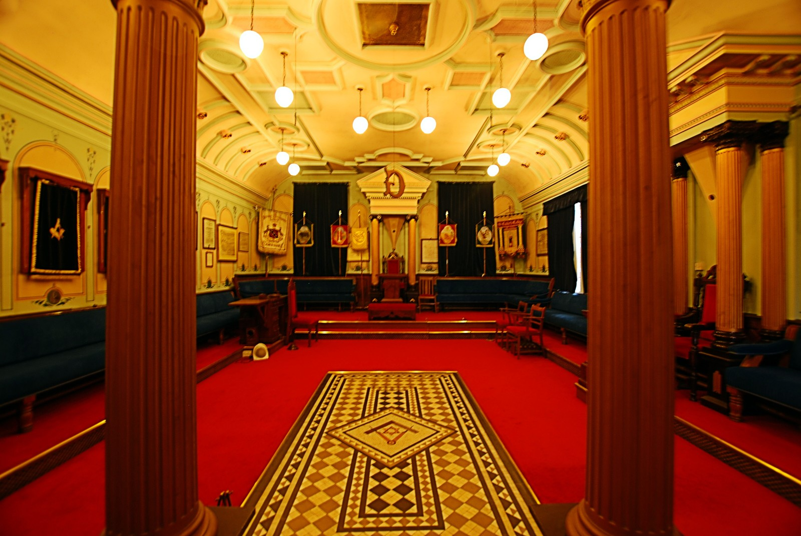 Camborne Masonic Lodge