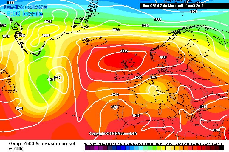 Model output discussion - hot spell beckons but then what