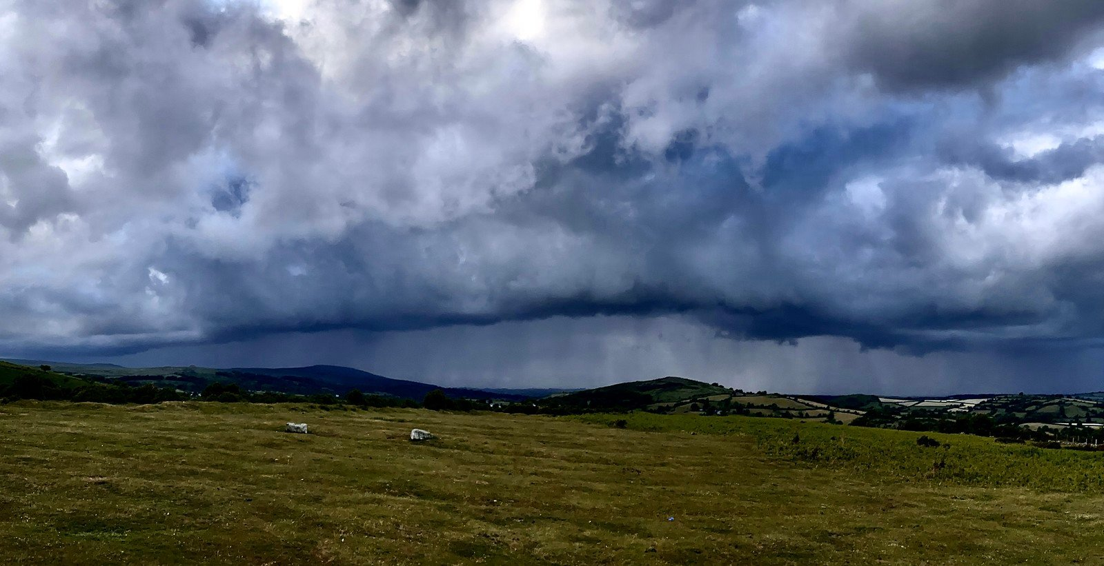 Wall Cloud Dartmoor