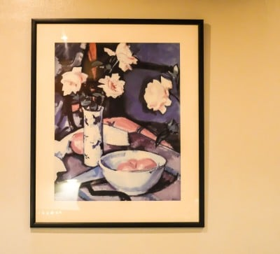 Peploe - always above my kitchen table. lol